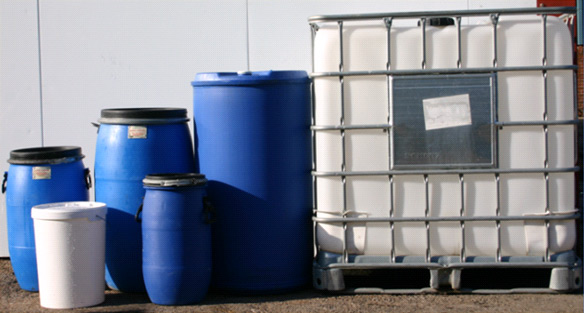 APR buys waste food oil containers